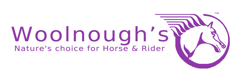 Woolnough's company logo & header TM