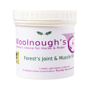 joint and muscle balm jar for when those aches and pains need some real relief