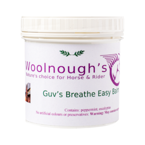 breathe easy balm jar to help in those times when nature can make breathing a little difficult