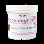 Healing Horse Store Saracen's jar of sweet itch balm250ml