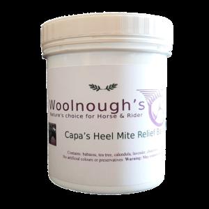 Capa's Heel Mite Balm 500ml Jar