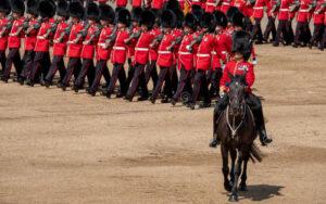 Military riding