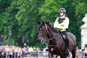 Police riding